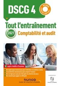 Nassim Drouaz et Hervé Jahier - DSCG 4 Comptabilité et audit - Tout l'entraînement.