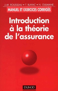 Nassim Oulmane et Jean-Marie Rousseau - .