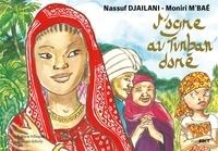 Nassuf Djailani et Moniri M'Baé - L'ogre au turban doré - Edition bilingue français-kibosy.