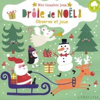 Nastja Holtfreter - Drôle de Noël ! - Observe et joue.