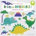Nastja Holtfreter - Drôles de dinosaures ! - Observe et joue.