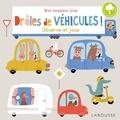 Nastja Holtfreter - Drôles de véhicules ! - Observe et joue.