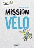Nat Mikles et Lucie Vallon - Mission vélo.