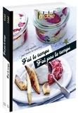 Natacha Arnoult et Sandrine Giacobetti - J'ai le temps / J'ai pas le temps - 170 recettes pour toutes les occasions.