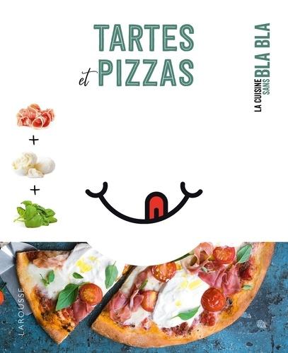 Natacha Arnoult et Anna Austruy - Tartes et pizzas.