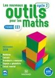 Natacha Besset et Laurence Guérin - Les nouveaux outils pour les maths CE1 - Fichier.