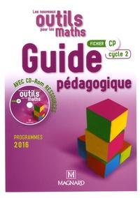 Natacha Besset et Isabelle Culoma - Les nouveaux outils pour les maths CP - Guide pédagogique. 1 Cédérom
