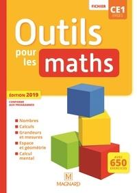 Natacha Besset et Laurence Guérin - Outils pour les maths CE1 cycle 2 - Fichier.