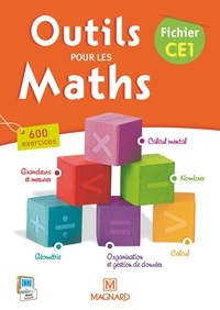 Natacha Besset et Laurence Guérin - Outils pour les maths CE1 - Fichier de l'élève.