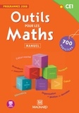 Natacha Besset et Laurence Guérin - Outils pour les maths CE1 - Programme 2008.