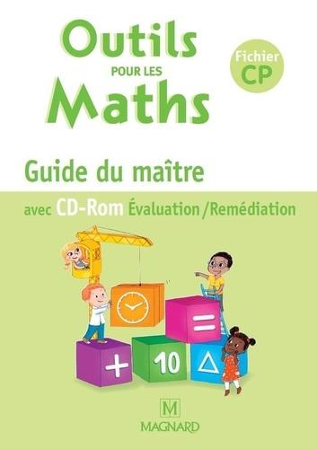 Natacha Besset et Isabelle Culoma - Outils pour les maths CP - Guide du maître. 1 Cédérom