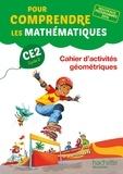 Natacha Bramand et Paul Bramand - Mathématiques CE2 Cycle 2 Pour comprendre les mathématiques - Cahier d'activités de géométrie et de mesures.