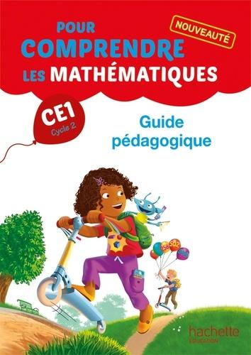 Pour comprendre les mathématiques CE1. Guide pédagogique - Natacha Bramand,Paul Bramand,Claude Maurin,Daniel Peynichou