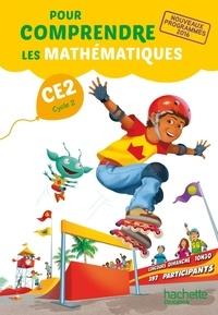 Natacha Bramand et Paul Bramand - Pour comprendre les mathématiques CE2 Cycle 2 - Livre de l'élève.