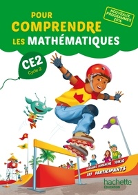 Google livre téléchargé Pour comprendre les mathématiques CE2 9782013941778