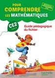 Natacha Bramand et Paul Bramand - Pour comprendre les mathématiques CE2 - Guide pédagogique du fichier.