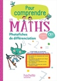 Natacha Bramand et Paul Bramand - Pour comprendre les maths CE1 cycle 2 - Photofiches de différenciation.