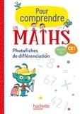 Natacha Bramand et Paul Bramand - Pour comprendre les maths CE1 - Photofiches de différenciation.