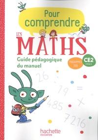 Natacha Bramand et Paul Bramand - Pour comprendre les maths CE2 Cycle 2 - Guide pédagogique du manuel.