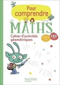 Natacha Bramand et Paul Bramand - Pour comprendre les maths CE2 - Cahier d'activités géométriques.