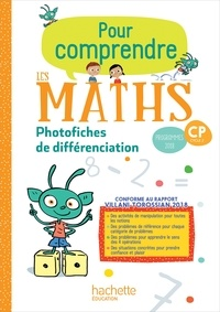 Natacha Bramand et Daniel Peynichou - Pour comprendre les maths CP cycle 2 - Photofiches de différenciation.