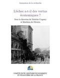 Natacha Coquery et Matthieu de Oliveira - L'échec a-t-il des vertus économiques ? - Congrès de l'Association française d'histoire économique des 4 et 5 octobre 2013.