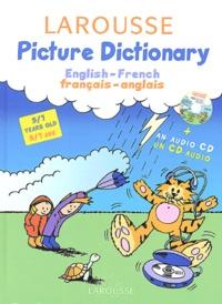Deedr.fr Picture Dictionary english-french et français-anglais. Avec CD Audio Image