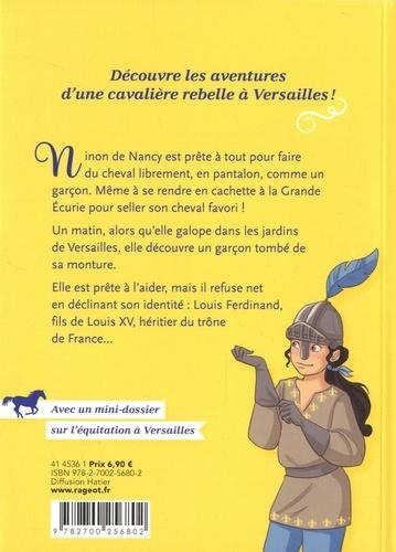 Cavalière du roi Tome 1 Ninon la rebelle