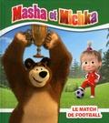 Natacha Godeau - Le match de football.