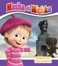 Natacha Godeau - Masha fait son cinéma.