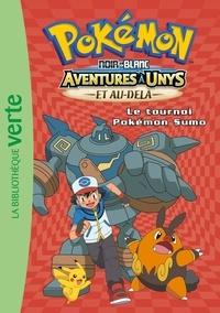 Natacha Godeau - Pokémon noir et blanc Tome 12 : Le tournoi Pokémon Sumo.