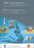 Natacha Korchia et Christophe Pettiti - Sports et garanties fondamentales - Violences-dopage.