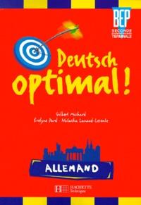 Deutsch optimal ! BEP - Natacha Lanaud-Leconte  