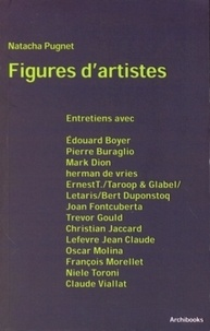 Natacha Pugnet - Figures d'artistes.