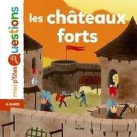 Natacha Scheidhauer-Fradin - Les châteaux-forts.