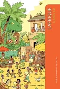 Feriasdhiver.fr L'Afrique à petits pas Image