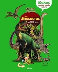Natacha Scheidhauer - Les dinosaures.