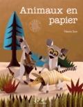 Natacha Seret - Animaux en papier.