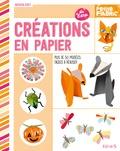 Natacha Seret - Créations en papier - Petite fabrique.
