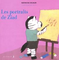 Natacha Sicaud - Les portraits de Zïad.