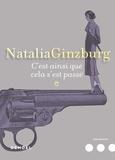 Natalia Ginzburg - C'est ainsi que cela s'est passé.