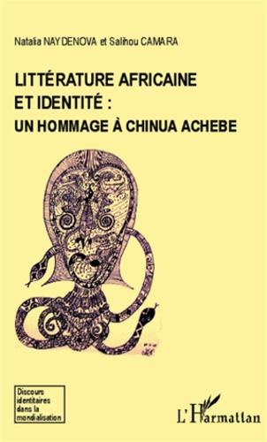 Littérature africaine et identité : un hommage à Chinua Achebe