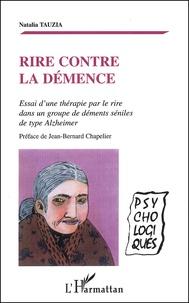 Rire contre la démence. Essai dune thérapie par le rire dans un groupe de déments séniles de type Alzheimer.pdf