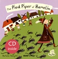 Natalia Vasquez - The Pied Piper of Hamelin. 1 CD audio
