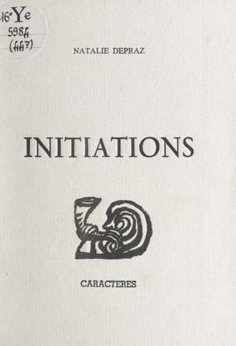 Initiations - Format ePub - 9782704701308 - 5,49 €