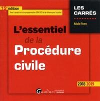 Natalie Fricero - L'essentiel de la procédure civile.