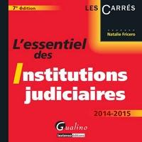 Satt2018.fr L'essentiel des Institutions judiciaires Image