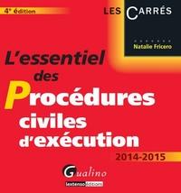 Lessentiel des procédures civiles dexécution.pdf