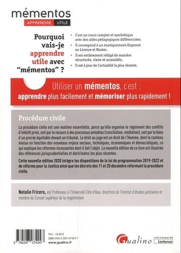 Procédure civile 16e édition