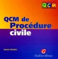 Natalie Fricero - QCM de Procédure civile.